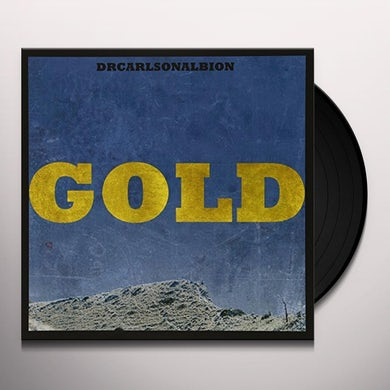 Drcarlsonalbion GOLD Vinyl Record