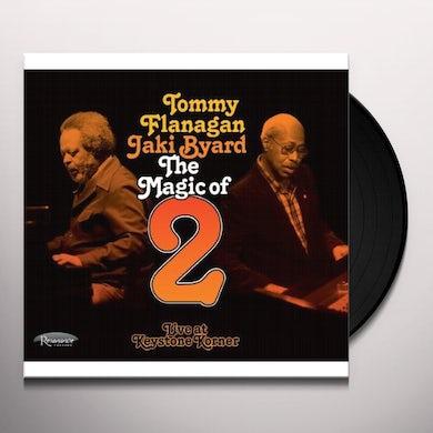 Tommy Flanagan / Jaki Byard MAGIC OF 2: LIVE AT KEYSTONE KORNER Vinyl Record