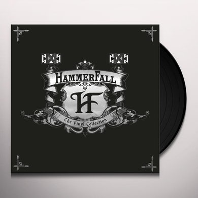 HammerFall THE VINYL COLLECTION Vinyl Record