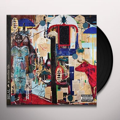 Bilal IN ANOTHER LIFE Vinyl Record - UK Release