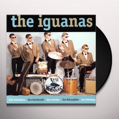 Iguanas Vinyl Record