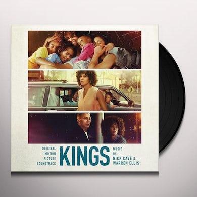 Nick Cave / Warren Ellis KINGS (ORIGINAL MOTION PICTURE SOUNDTRACK) Vinyl Record