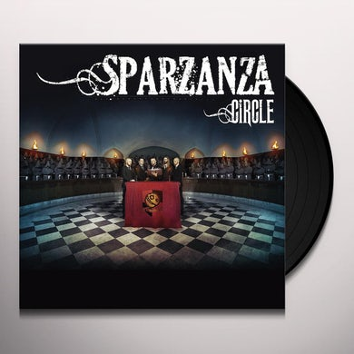 Sparzanza CIRCLE Vinyl Record
