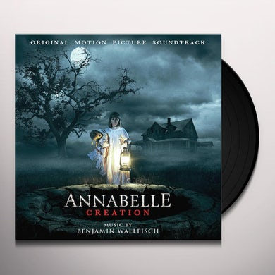 Benjamin Wallfisch ANNABELLE CREATION / Original Soundtrack Vinyl Record