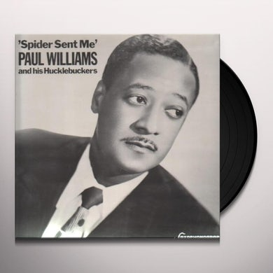 Paul Williams SPIDER SENT ME Vinyl Record