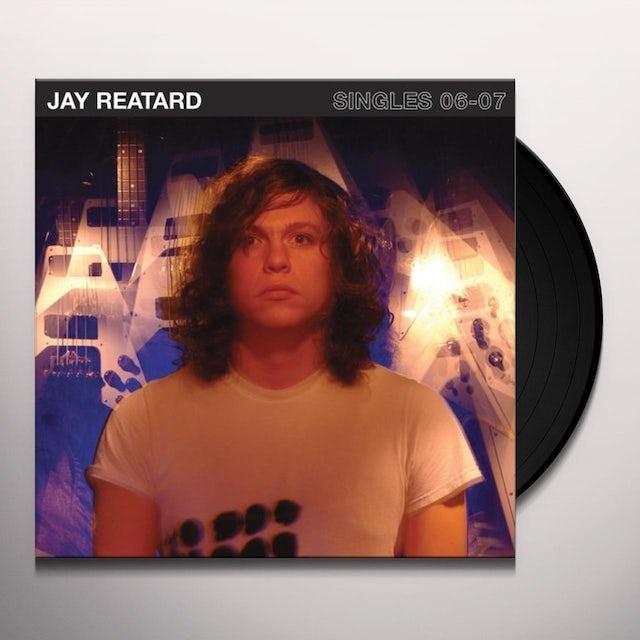 Jay Reatard SINGLES 06-07 Vinyl Record