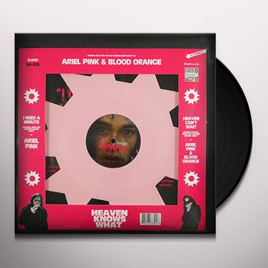 Ariel Pink's Haunted Graffiti HEAVEN KNOWS WHAT - Original Soundtrack Vinyl Record