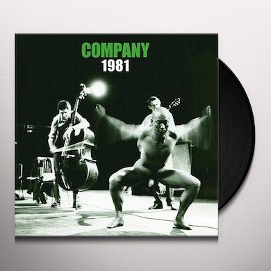 Company 1981 Vinyl Record