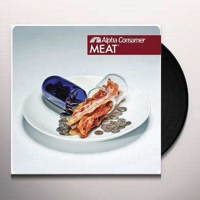 Alpha Consumer MEAT Vinyl Record
