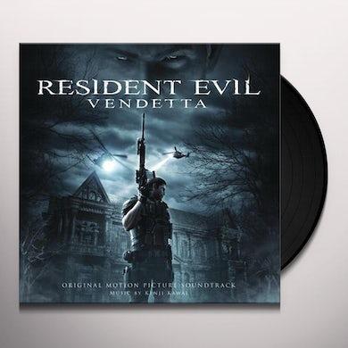 Kenji Kawai RESIDENT EVIL: VENDETTA - Original Soundtrack Vinyl Record