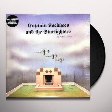 Robert Calvert CAPTAIN LOCKHEED & THE STARFIGHTER Vinyl Record