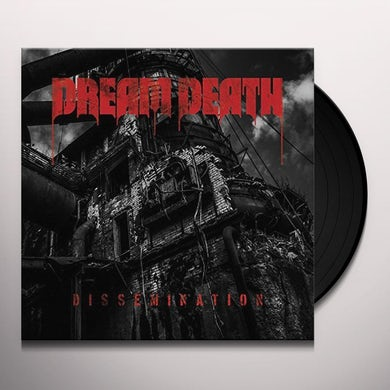 Dream Death DISSEMINATION Vinyl Record