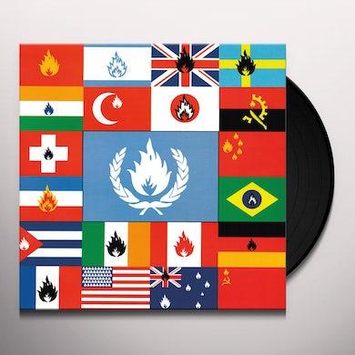 FLAGS & EMBLEMS Vinyl Record
