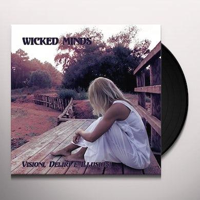 Wicked Minds VISIONI DELIRI E ILLUSIONI CD