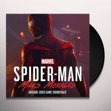 MARVEL'S SPIDER-MAN: MILES MORALES Vinyl Record
