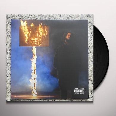 J. Cole OFF-SEASON Vinyl Record