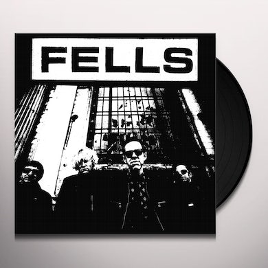 Fells CLOSE YOUR EYES / NEVER BE YOUR MAN Vinyl Record