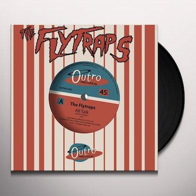 Flytraps ALL TALK Vinyl Record