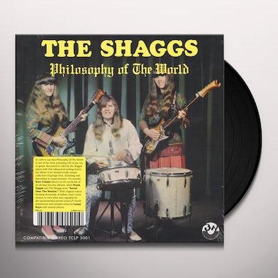 Shaggs Philosophy of the World Vinyl Record