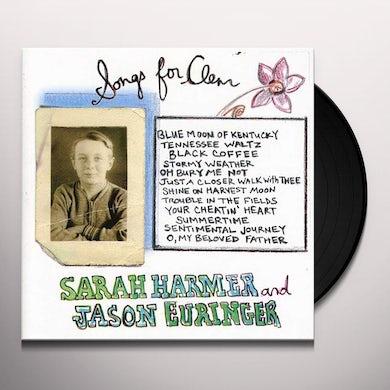 Sarah Harmer SONGS FOR CLEM Vinyl Record