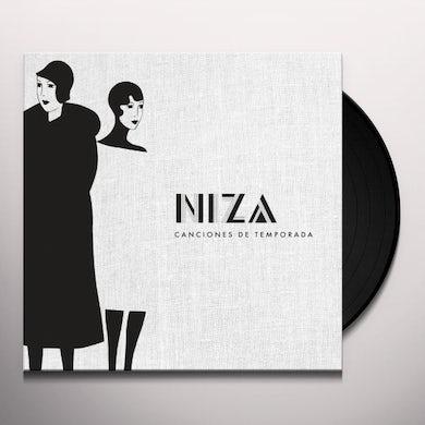 Niza CANCIONES DE TEMPORADA (25TH ANNNIVERSARY EDITION) Vinyl Record