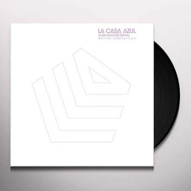 La Casa Azul LA REVOLUCION SEXUAL Vinyl Record