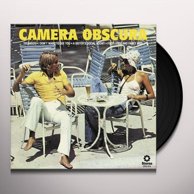 Camera Obscura TEENAGER (25TH ELEFANT ANNIVERSARY REISSUE) Vinyl Record