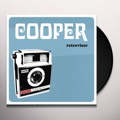 Cooper RETROVISOR (25TH ELEFANT ANNIVERSARY REISSUE) Vinyl Record