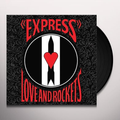 Love & Rockets EXPRESS Vinyl Record