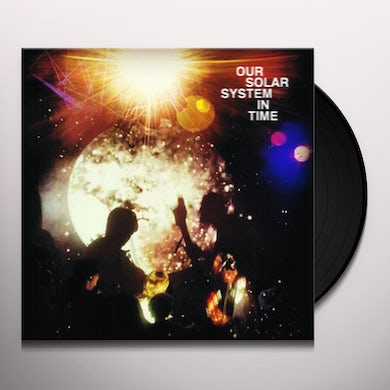 Our Solar System IN TIME Vinyl Record