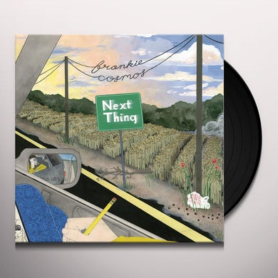 Frankie Cosmos NEXT THING Vinyl Record