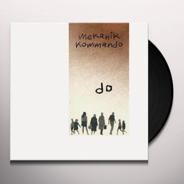 Mekanik Kommando DO Vinyl Record