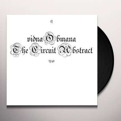 CIRCUIT ABSTRACT Vinyl Record