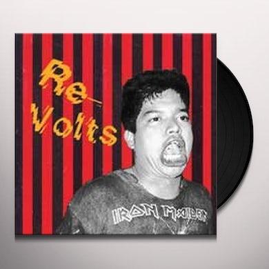 Re-Volts Vinyl Record