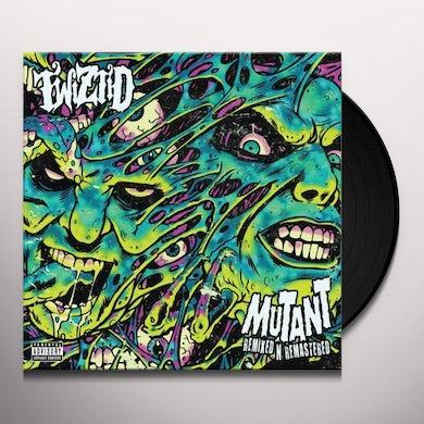 Twiztid MUTANT REMIXED & REMASTERED Vinyl Record