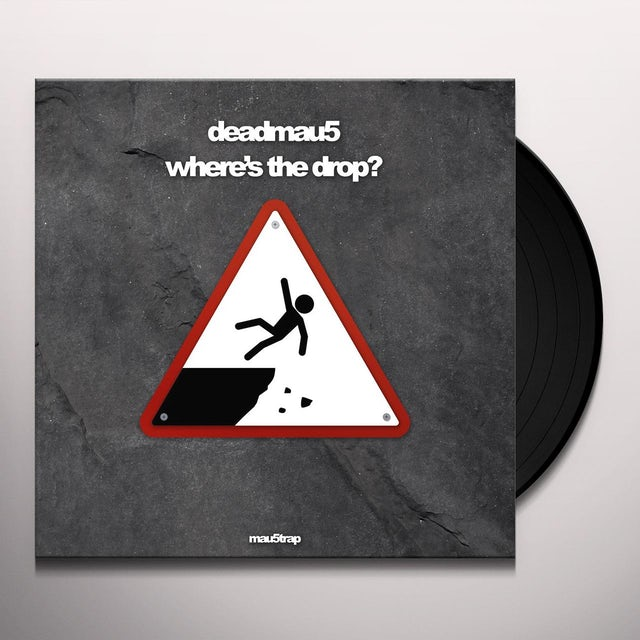 Deadmau5 WHERE'S THE DROP? Vinyl Record
