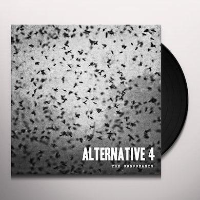 Alternative 4 OBSCURANTS Vinyl Record