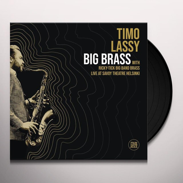 Timo Lassy & Ricky-Tick Big Band Brass