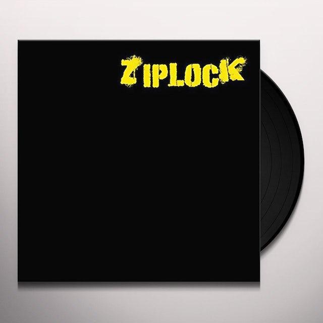 Ziplock Vinyl Record