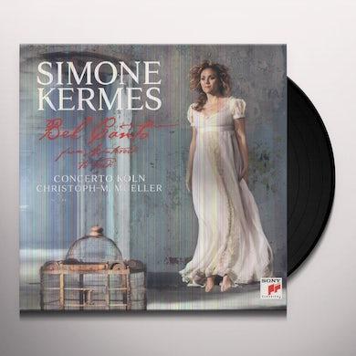 Simone Kermes BEL CANTO: FROM MONTEVERDI TO VERDI (GER) Vinyl Record
