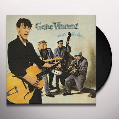 Gene Vincent & His Blue Caps GENE VINCENT AND THE BLUE CAPS Vinyl Record