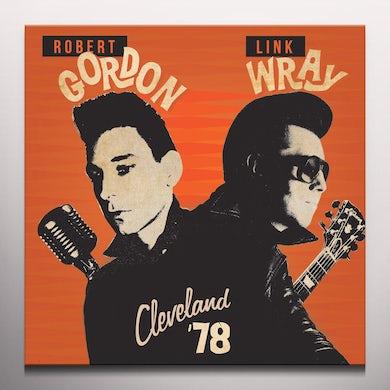 Robert Gordon CLEVELAND '78 Vinyl Record