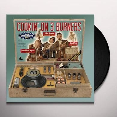 Cookin' on 3 Burners LAB EXPERIMENTS VOL. 2 Vinyl Record