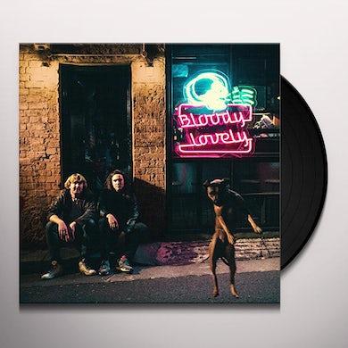 Dz Deathrays BLOODY LOVELY Vinyl Record
