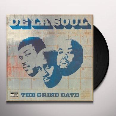 De La Soul The Grind Date Vinyl Record