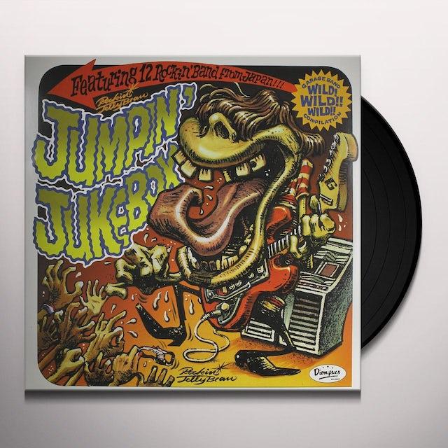 Jellybean'S Jumpin Jukebox / Various Vinyl Record
