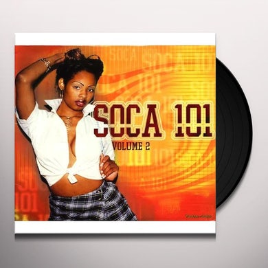 Soca 101 2 / Various Vinyl Record
