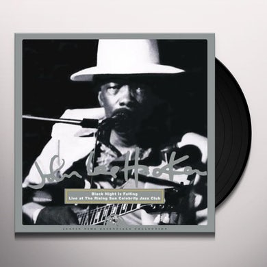 Black Night Is Falling Vinyl Record