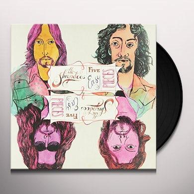 The Sheepdogs FIVE EASY PIECES Vinyl Record