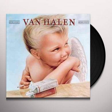 Van Halen 1984 Vinyl Record